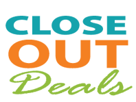 Closeout Equipment & Furnishings