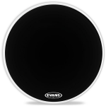Evans MX2 Black Bass Drum Heads - Evans MX2 Black Bass Drum Head - 20