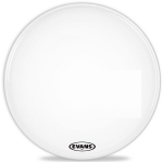 Evans MX2 White Bass Drum Heads