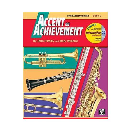 Accent on Achievement Book 2