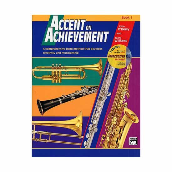 Accent on Achievement Book 1