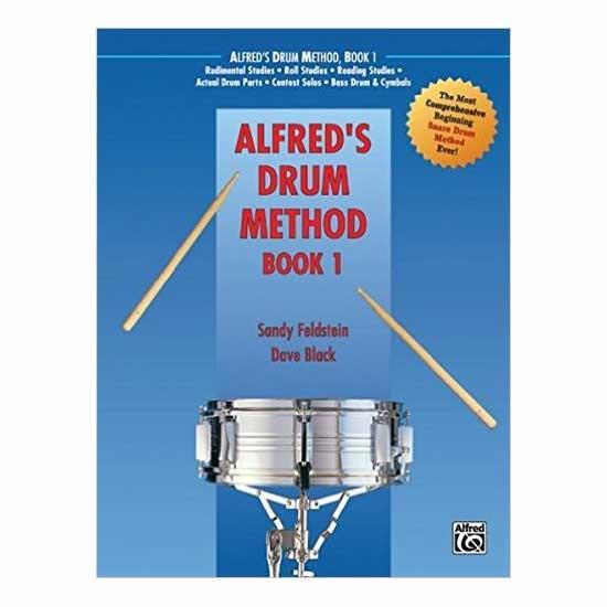 Alfred's Drum Method Book 1