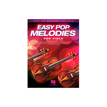 Easy Pop Melodies for Viola