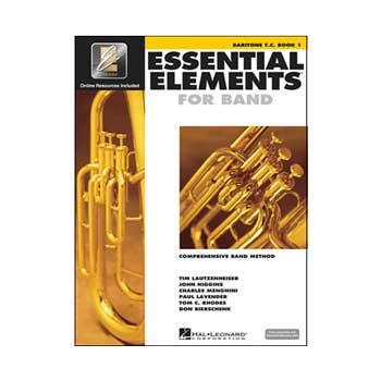 Essential Elements Interactive Baritone T.C. Book 1