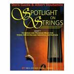 Spotlight On Strings  Book 1