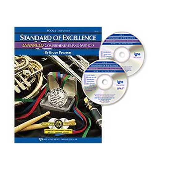 Standard of Excellence Enhanced Book 2