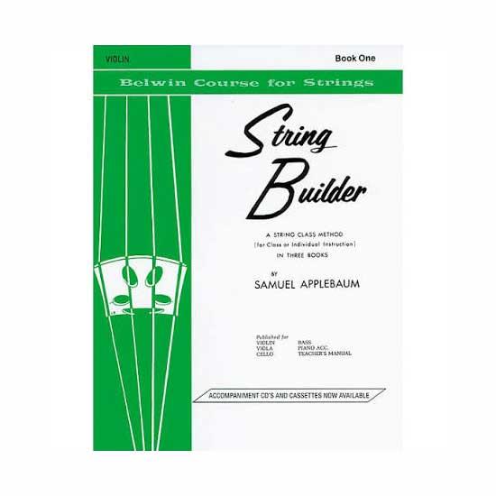 String Builder, Book 1