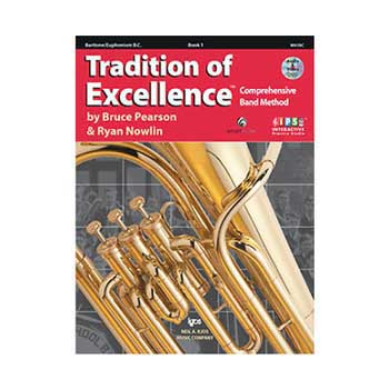 Tradition of Excellence  Baritone/Euphonium B.C. Book 1