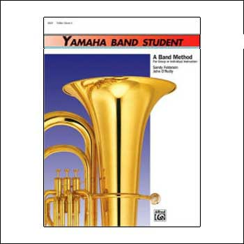 Yamaha Band Student Tuba, Book 1