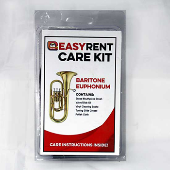 EASYRENT CARE KIT EUPHONIUM/BARITONE