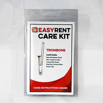 EASYRENT CARE KIT TROMBONE