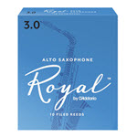 Rico Royal by D'Addario Alto Saxophone Reeds - Filed