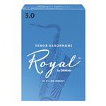 Rico Royal by D'Addario Tenor Saxophone Reeds - Filed