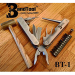BT-1 BandTool Director (Knife Model)- A New Emergency Repair Tool for Band Directors with over 29 Functions!