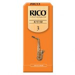 Rico by D'Addario Alto Saxophone Reeds - Unfiled