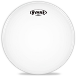 Evans Hybrid White Marching Snare Drum Head