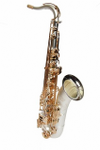 Dakota Tenor Saxophone -  Black/Silver Finish