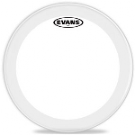 Evans MS3 Clear Snare-Side Snare Marching Drum Head
