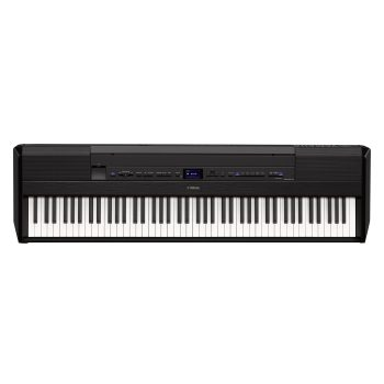 Yamaha P515B 88 Key weighted action digital piano in black