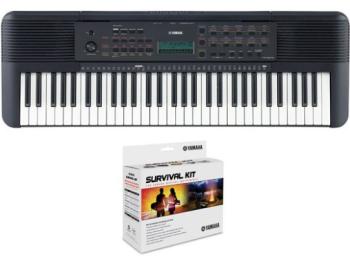 Yamaha PSRE273KIT Keyboard w/ survival pack