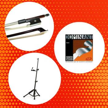 Product Image of Pro Violin Accessory Bundle
