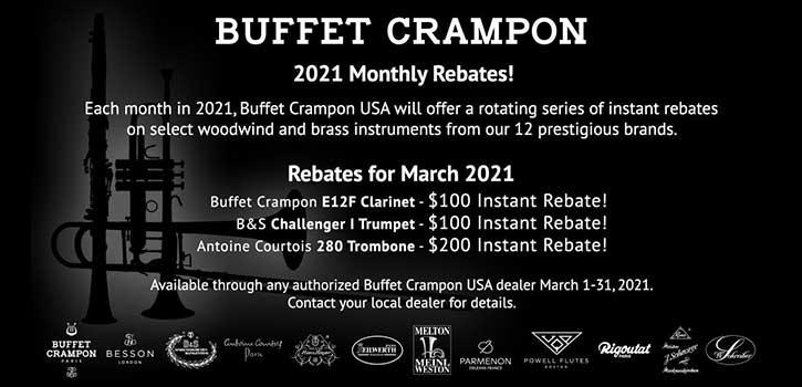 Buffet 2021 Rebates