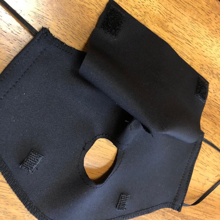 New & Improved Wind3 Instrument Mask