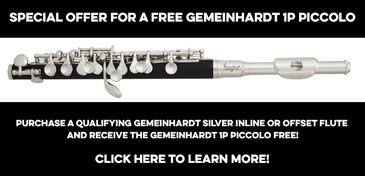 Gemeinhardt Piccolo Offer