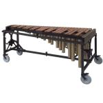 ADAMS Endurance Series 4.3 Octave Synthetic Concert Marimba, Endurance Field Frame