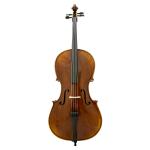 Herman Kreiser Cello Special Outfit w/ Vector Case