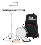 Pearl PL910C Percussion Learning Center w/PLBC91 Nylon Carrying Case w/Wheels