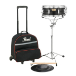 Pearl SK910C Student Snare Drum Kit with Rolling Bag