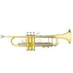 "B&S ""Challenger I"" Professional Bb Trumpet"