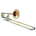 Jupiter XO Professional Bb/F Trombone - Thayer Valve & Rose Brass Bell