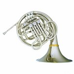 """Hans Hoyer """"Heritage"""" F/Bb Double French Horn 6801"""