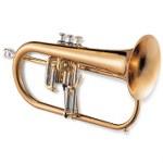 Jupiter Intermediate Bb Flugelhorn [Rose Brass]