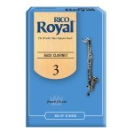 Rico Royal Bass Clarinet Reeds