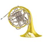 Conn Professional French Horn 8DYS [Yellow Brass/Screw Bell]