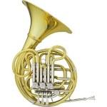 """Hans Hoyer """"Bloom Model"""" Double French Horn 7801 [Unlacquered - Kruspe]"""