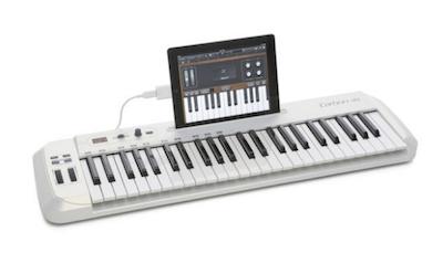 Samson Carbon 49 Midi Controller Keyboard