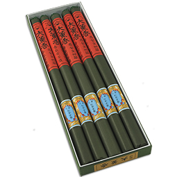 5 rolled bundles