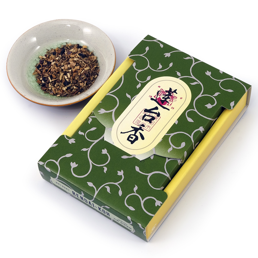 Lotus Leaf Granulated Incense
