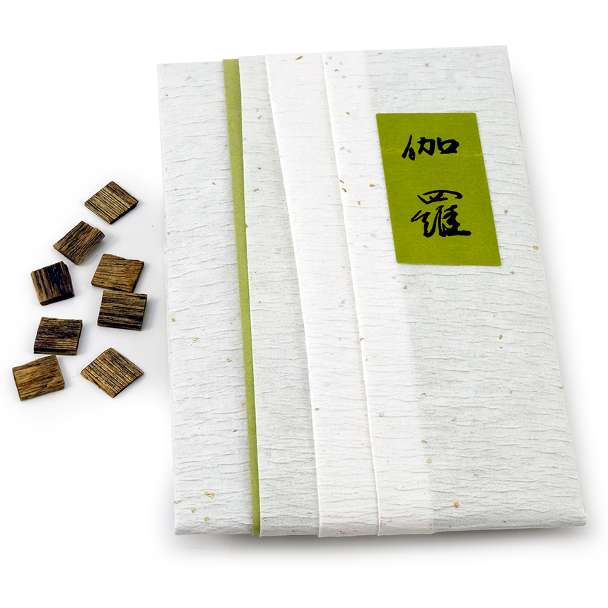 Kyara Agarwood (Aloeswood) Chips .04 oz.