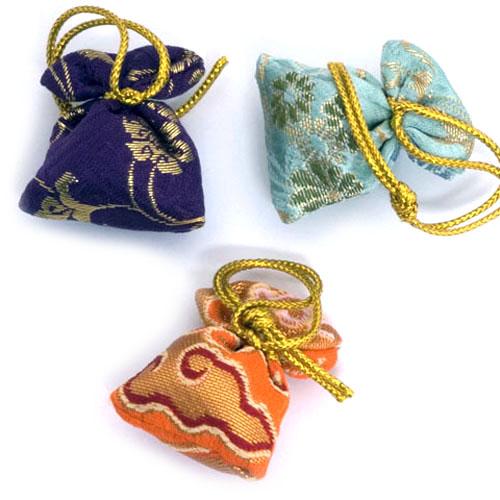 Brocade Cloth Sachet - Small