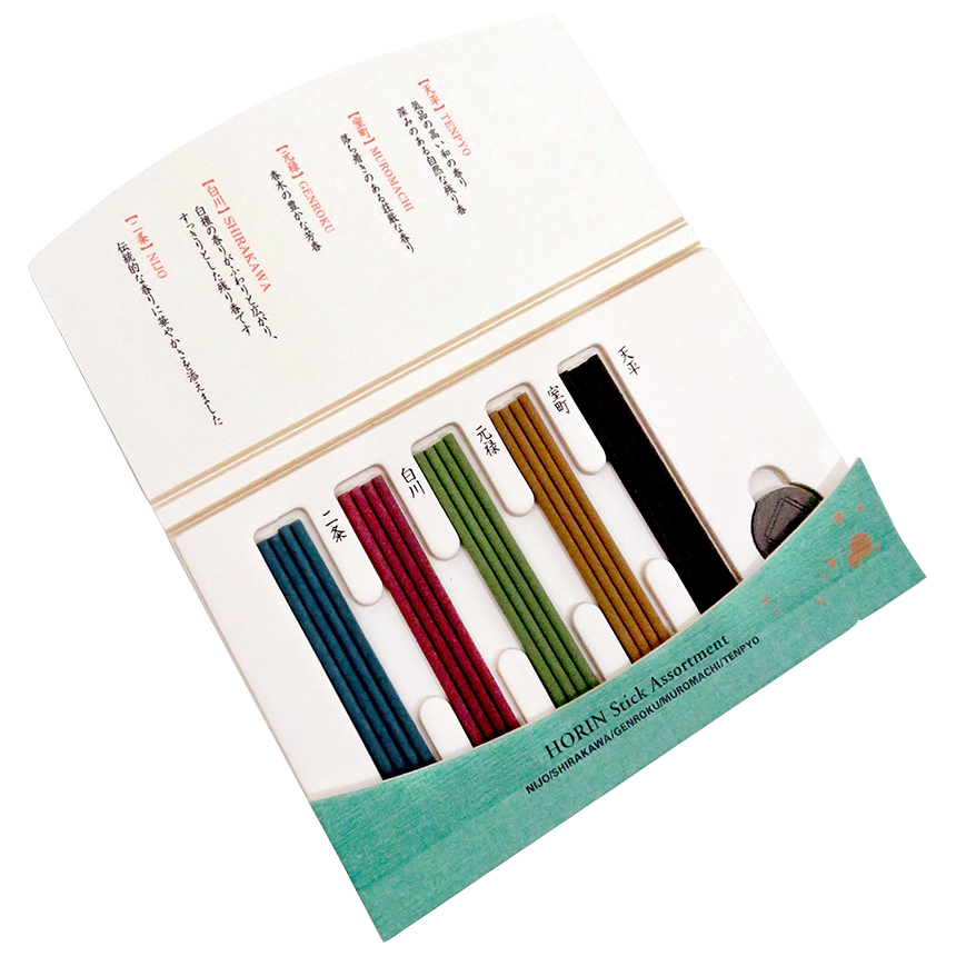Horin Incense Assortment