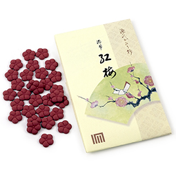 Red Plum Blossoms 30 Pc.