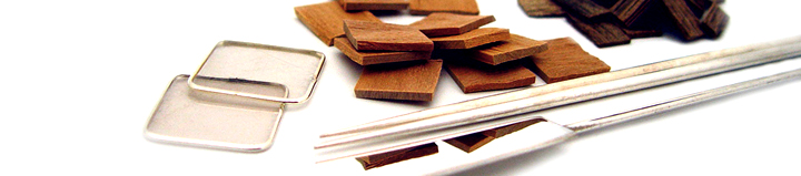 Aromatic Woods & Incense Tools