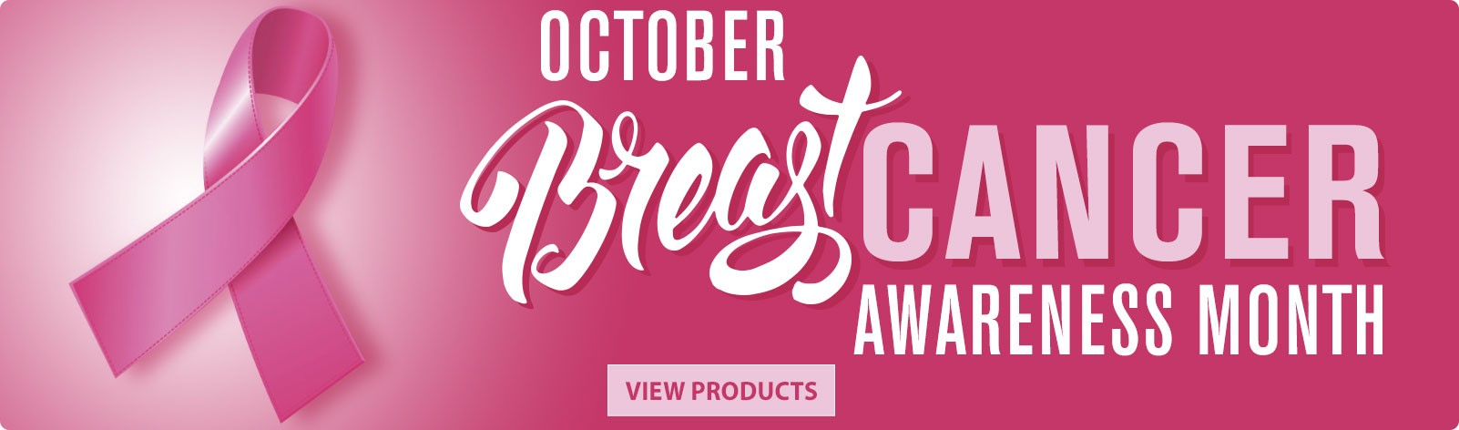 This October observe breast cancer awareness.
