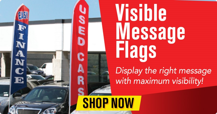 Visible Message Flags - Display the right message with maximum visibility!