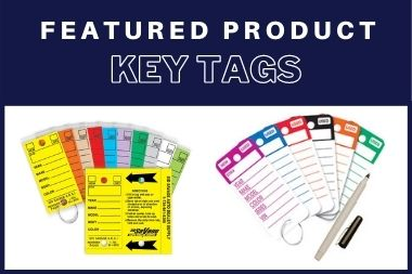 auto key tags